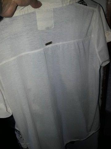camisa feminina haway tam m.....zap *    - Foto 3