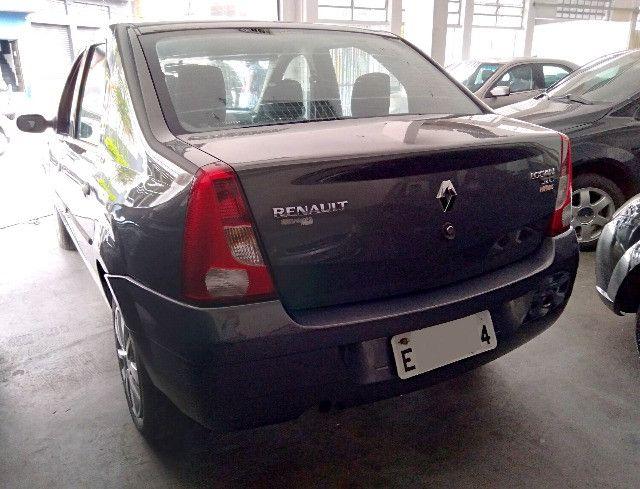 Renault Logan Expression 1.0 Flex completo - Foto 7