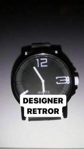Relógio retror - Foto 2
