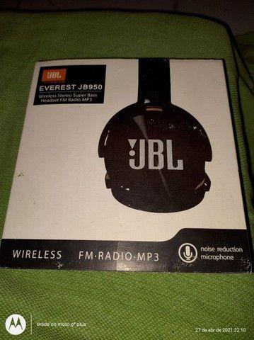 Fone novo JBL na caixa  - Foto 2
