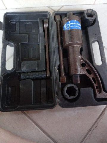 Desforcímetro Camber e Caster - Foto 2