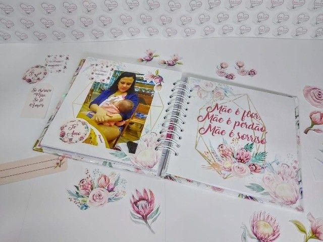Álbum de recordações Dia das Mães - Foto 5
