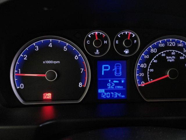 Hyundai I30 2.0 MPI 16V Gasol. 4P AUT. 2011 Prata - Foto 6