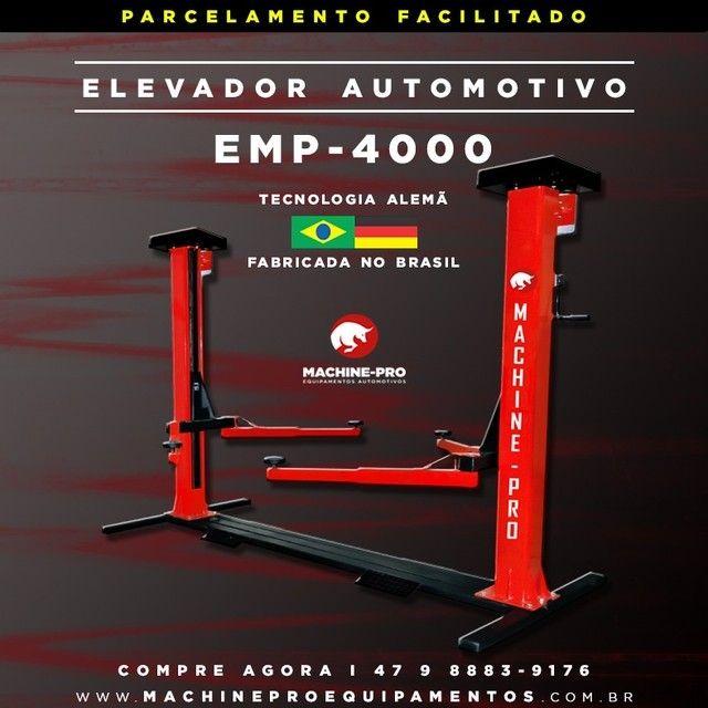 Elevador para 4,0 Toneladas | Machine-Pro | Equipamento Novo - Foto 2