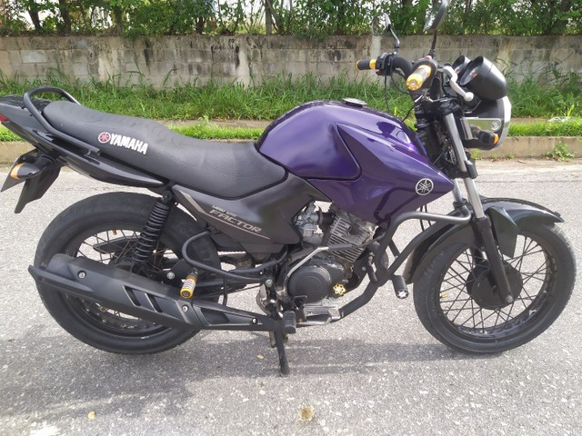 Yamaha factor 2012 pedal - Foto 3