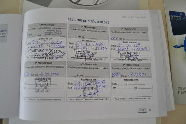 HB20 R-Spec 1.6 Flex AUT - 2018 (Na Garantia / Vistoriado) Aceita Troca - Foto 20