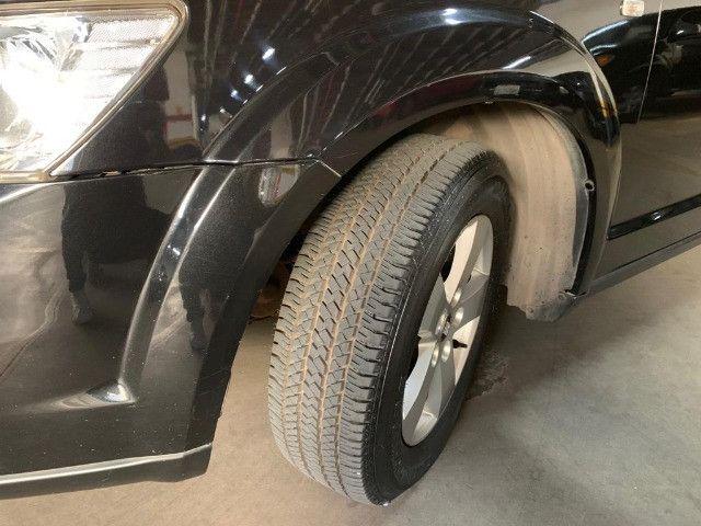 Fiat Freemont 2.4 Precision 7 lugares com 4 pneus Bridgestone novos - Foto 11
