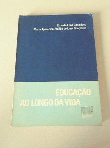 Livro Educação ao Longo da Vida