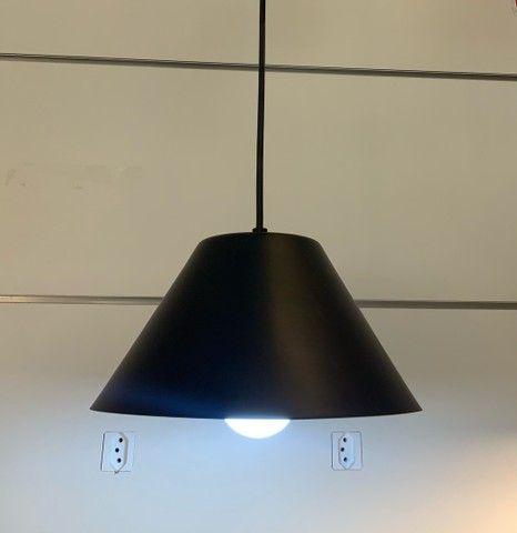 Luminárias teto