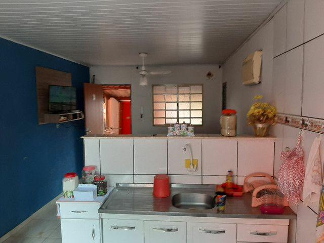 Vendo ou troco casa em terenos.ms. por chácara  - Foto 2