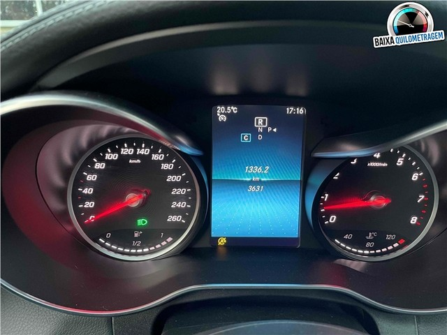 Mercedes-benz C 180 2019 1.6 cgi flex exclusive 9g-tronic - Foto 13