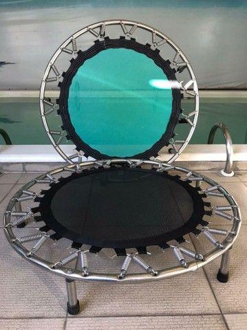 Hidro jump - cama elástica aquática