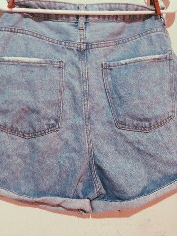 Short mom jeans - Foto 2