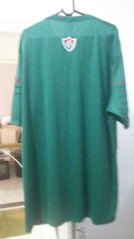Camisa Fluminense Nova Braziline tamanho  ExtraGG - Foto 3