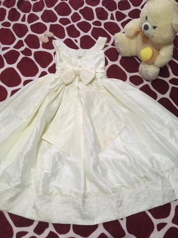 Vestido infantil para festa. - Foto 4