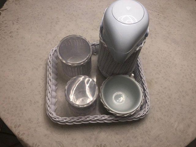 Kit de higiene para bebê
