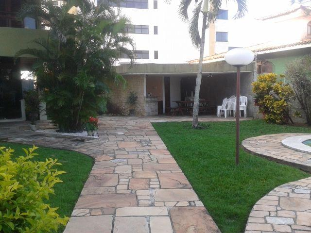 Grande Casa Rea Exterma C Jardim Piscina 4 Su Tes