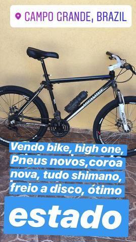 Bike high one 26