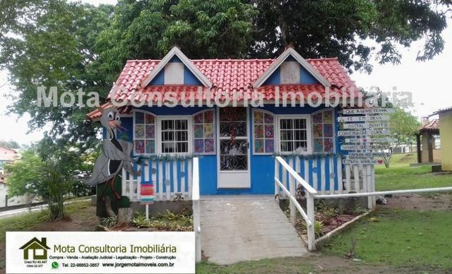 Mota Imóveis - Araruama Condomínio Lagoa Azul Escriturado com RGI -TE-587 - Foto 18