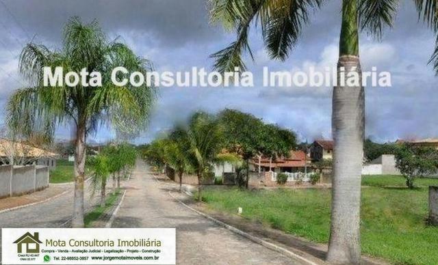 Mota Imóveis - Araruama Condomínio Lagoa Azul Escriturado com RGI -TE-587 - Foto 3