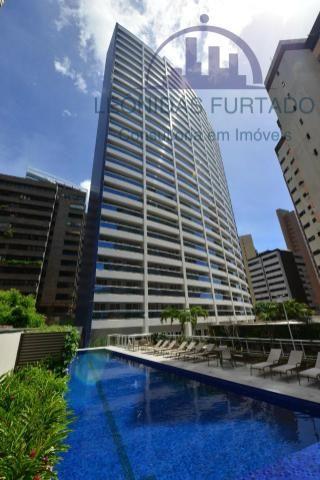 Apartamento 47m Meireles Próximo a Beira Mar - Foto 2