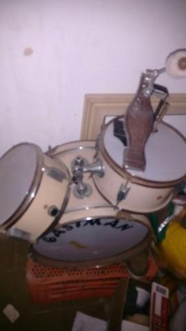 Três bunbo e um pedal para criança fone. 987217374