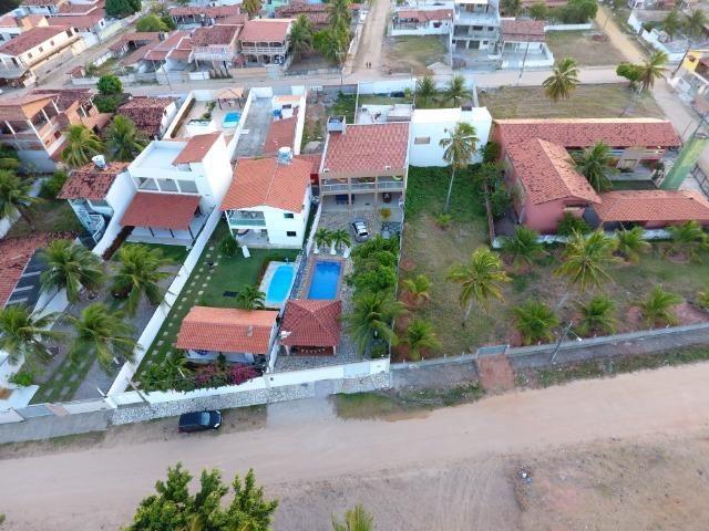 Casa Beira Mar Alugue Temporada Camaçari Lucena - Foto 14