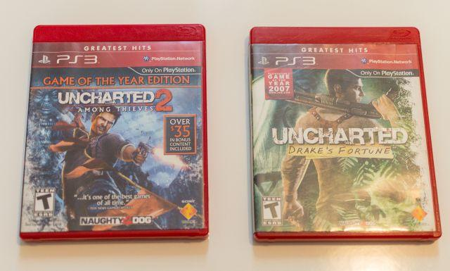 Jogo Ps3 Uncharted: Drake's Fortune