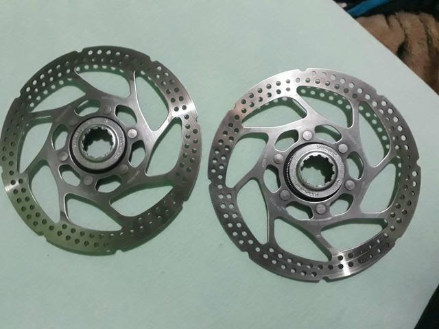 Discos Shimano Center Lock