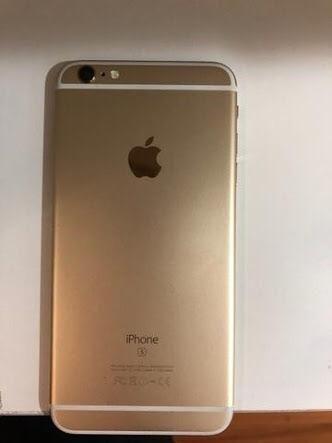 Vende se IPhone 6S Plus 64gb
