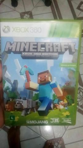 Vendo minecraft para xbox 360 por (60$)