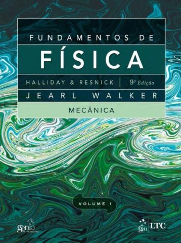 Física Halliday Vol. 1 Mecânica