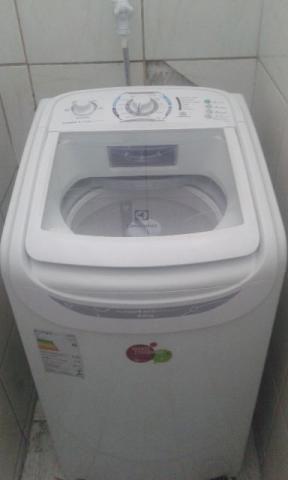 Maquina de lavar electrolux 8 kg novinha