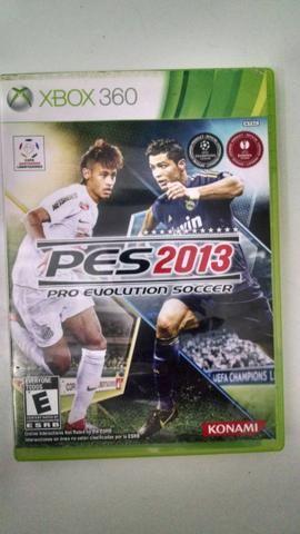 Vendo jogo PES 2013 XBOX 360