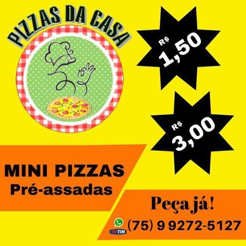 Deliciosas pizzas .75 999-459171. zap também juarez