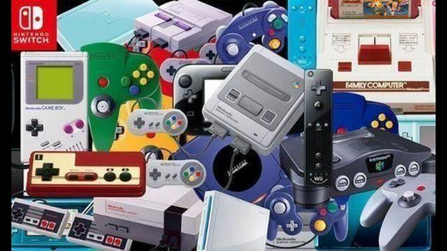Compro Videogames antigos e jogos
