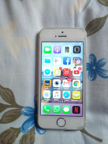 Vendo iphone 5s ou troco