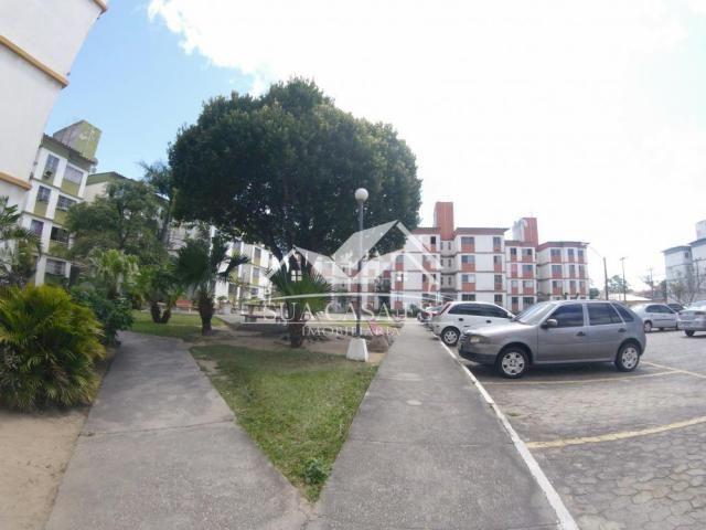 Apartamento à venda com 3 dormitórios em Valparaíso, Serra cod:AP279RO - Foto 18