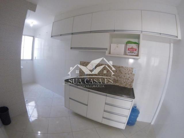 Apartamento à venda com 3 dormitórios em Valparaíso, Serra cod:AP279RO - Foto 11
