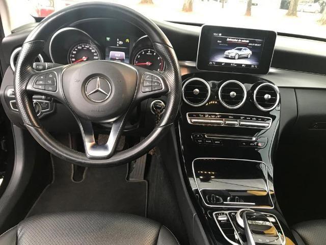 Mercedes-Benz C 180 1.6 TB - 2015 - Foto 7