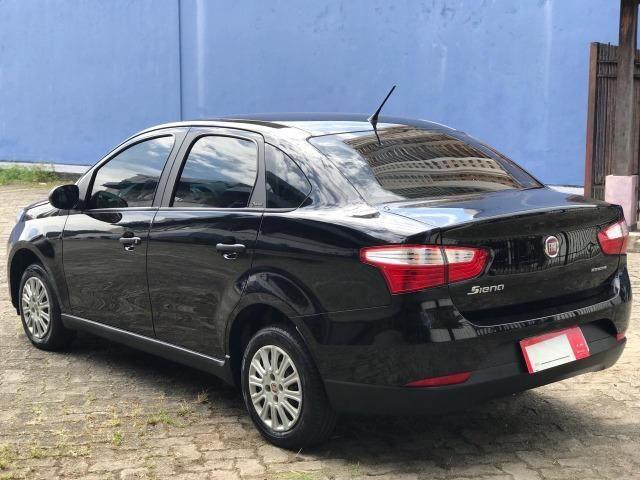 Fiat gran siena attractive 1.0 completo flex - Foto 8