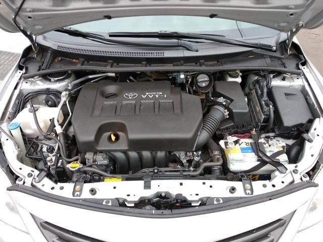 Corolla gli 2014 automático,couro, multimídia - Foto 7