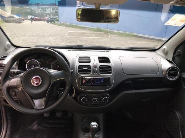 Fiat gran siena attractive 1.0 completo flex - Foto 4