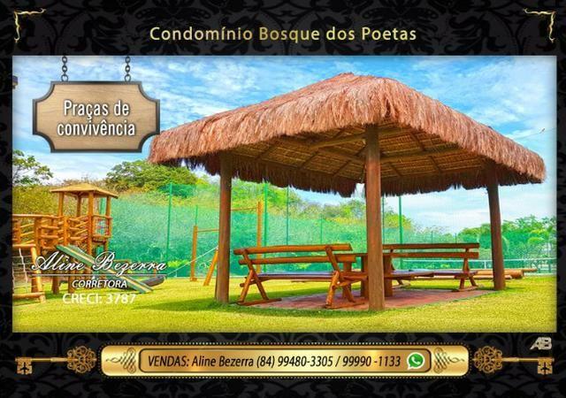 Oportunidade, lote no Bosque dos Poetas, 375m - Foto 8