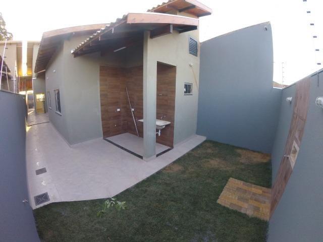 3 Quartos Casa Fino Acabamento Vila Nasser 3 Vagas de Garagem - Foto 12