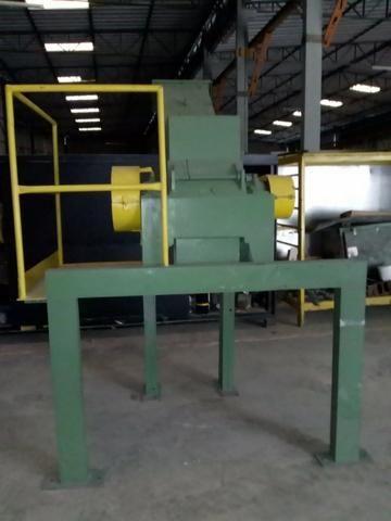 Moinho triturador de plástico Rone 350 x 300 mm