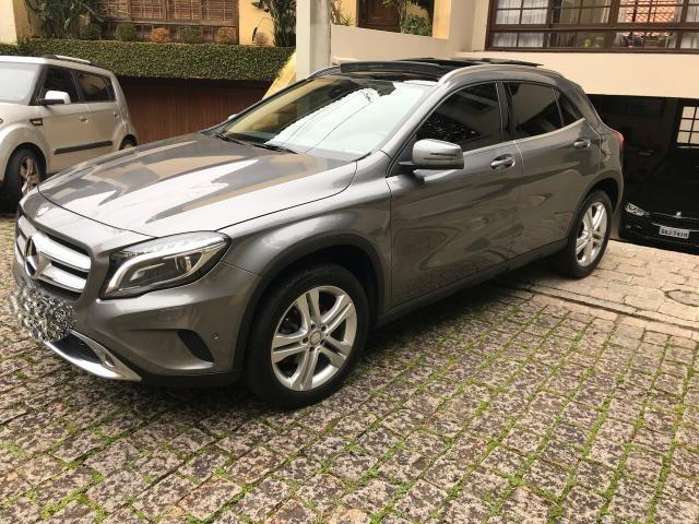 Mercedes GLA 200 Enduro 2016 apenas 21mil km GLA200