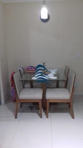 Apartamento à venda com 3 dormitórios em Catu de abrantes, Camaçari cod:AD94885 - Foto 7