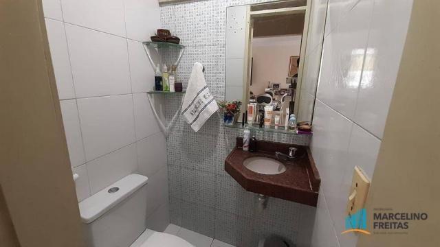 Casa com 4 dormitórios à venda, 143 m² por r$ 390.000 - maraponga - fortaleza/ce - Foto 7