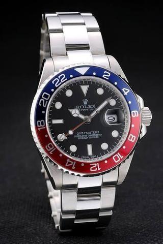 c706753f2ab Rolex GMT Master 2 Automático - Bijouterias